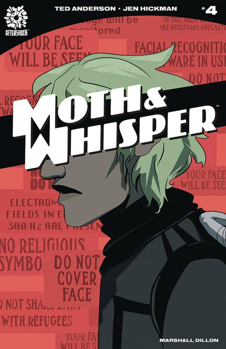 Moth & Whisper #4 (2018)
