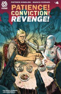 Patience Conviction Revenge #4 (2018)