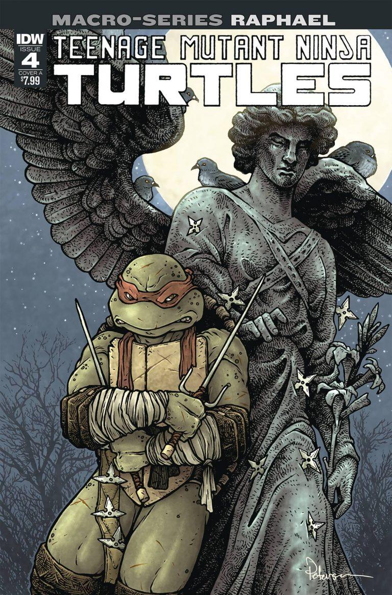 Teenage Mutant Ninja Turtles: Macro-Series #4 (2018)
