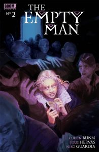 The Empty Man #2 (2018)
