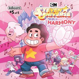 Steven Universe: Harmony #5 (2018)