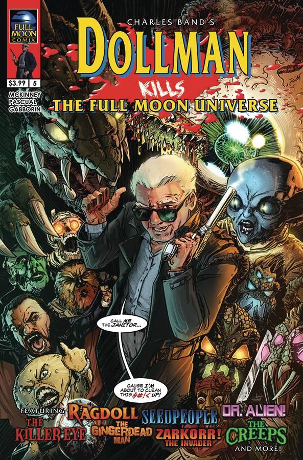 Dollman Kills The Full Moon Universe #5