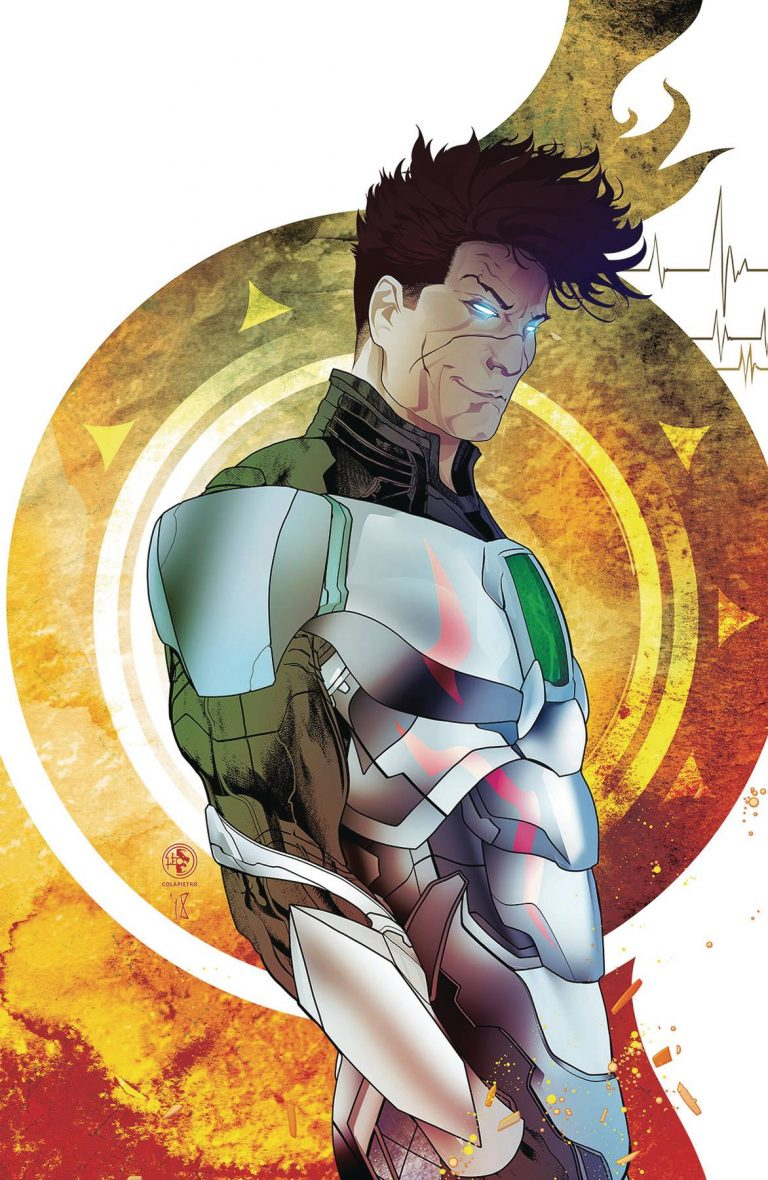 Catalyst Prime: Astonisher #13