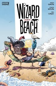 Wizard Beach #1 (2018)