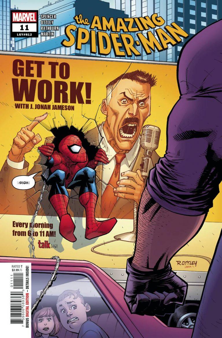 The Amazing Spider-Man #11 (2018)