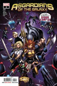 Asgardians Of The Galaxy #4 (2018)