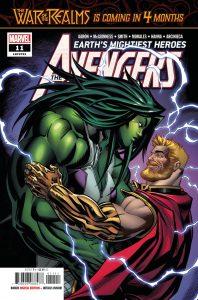Avengers: Earth's Mightiest Heroes #11 (2018)