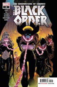 The Black Order #2 (2018)