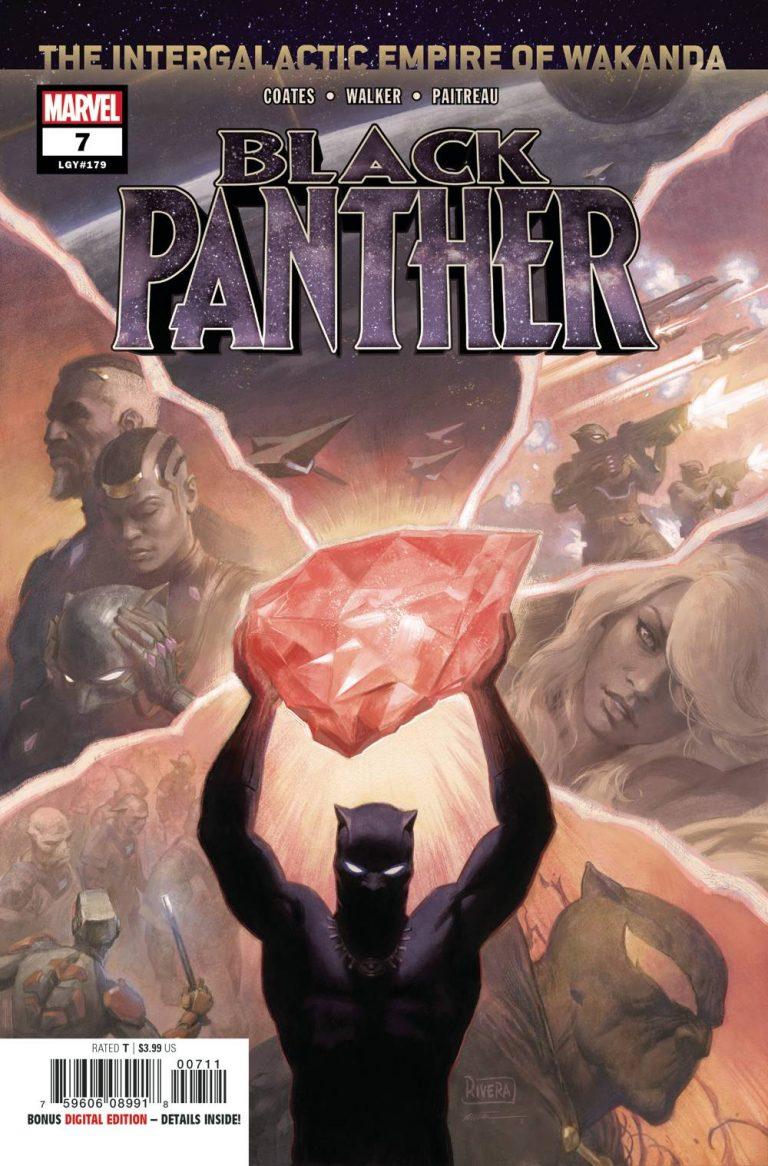 Black Panther #7 (2018)
