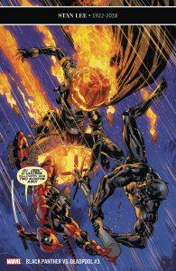 Black Panther vs Deadpool #3 (2018)
