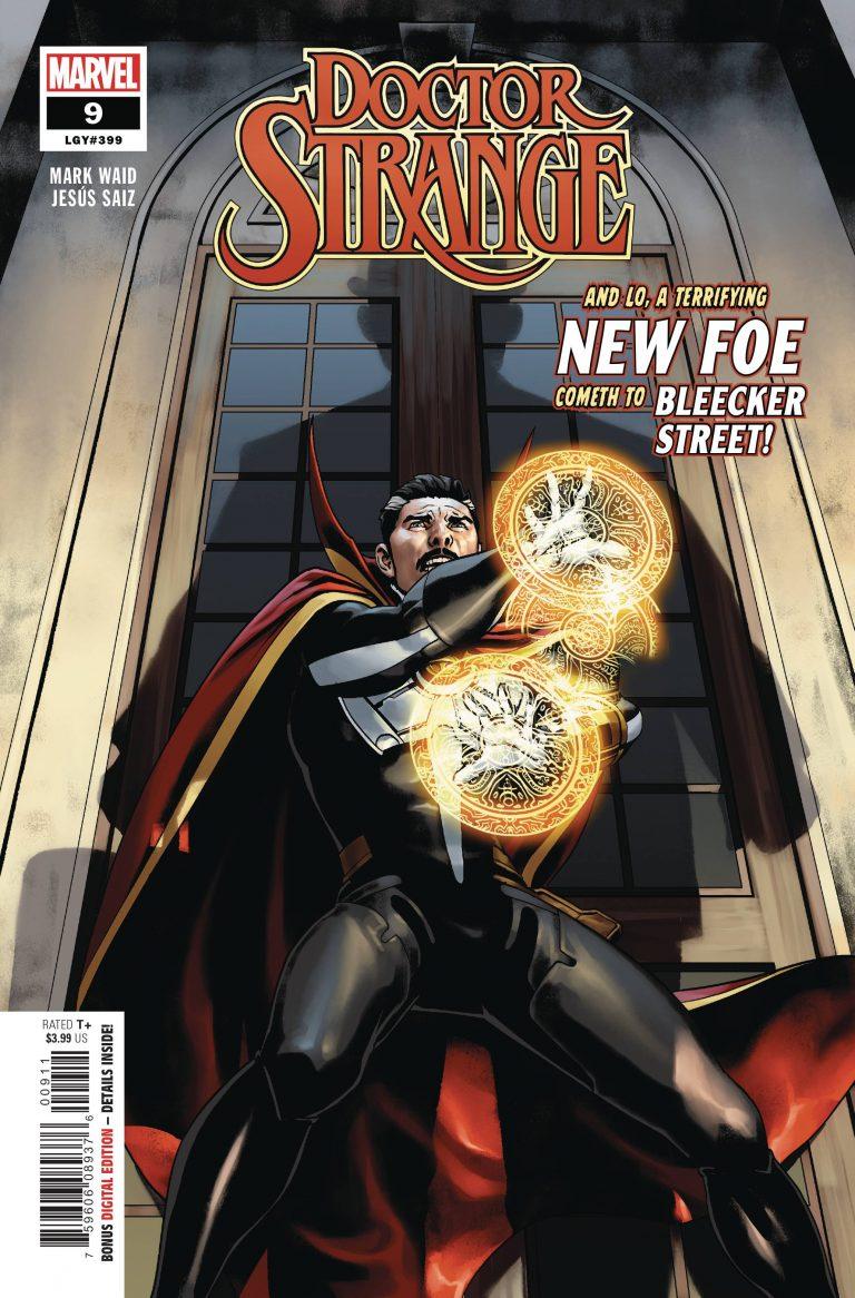 Doctor Strange #9 (2018)