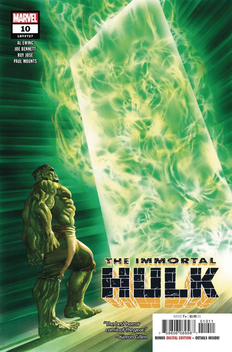 The Immortal Hulk #10 (2018)
