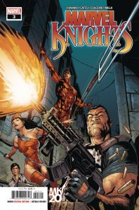 Marvel Knights 20th #3 (2018)