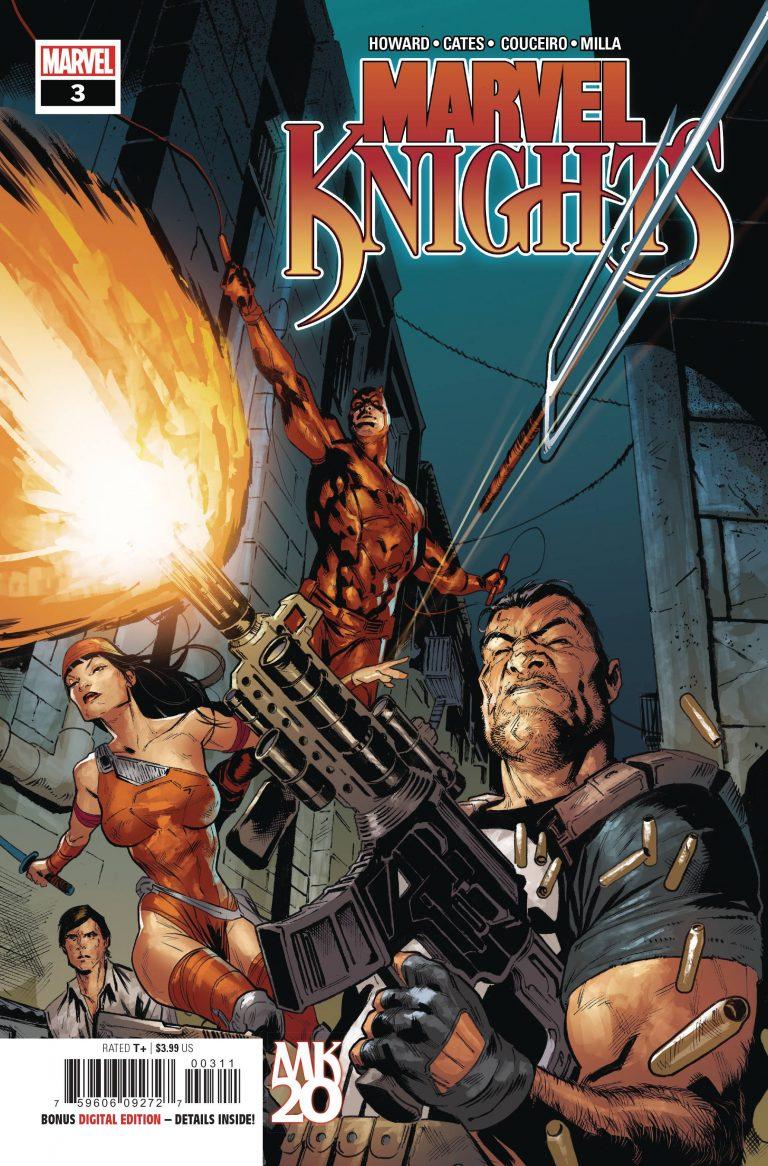 Marvel Knights 20th #3 (2018)