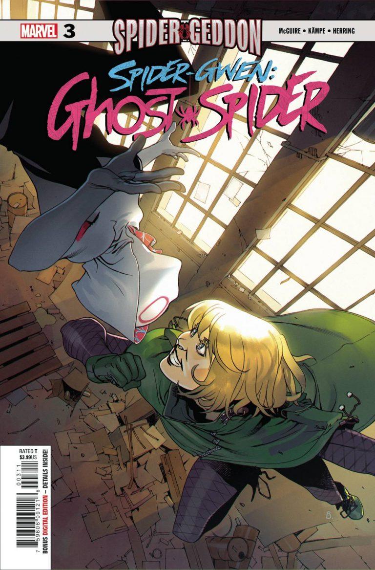 Spider-Gwen: Ghost Spider #3 (2018)