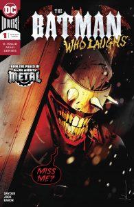 The Batman Who Laughs #1 (2018)