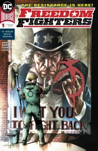Freedom Fighters #1 (2018)