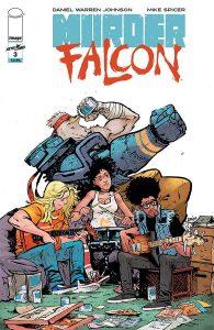 Murder Falcon #3 (2018)