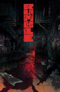 Rumble #10 (2018)