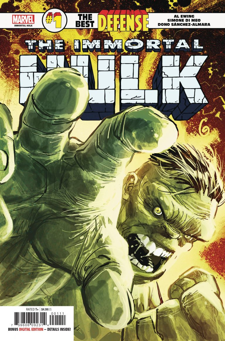 Defenders Immortal Hulk #1 (2018)