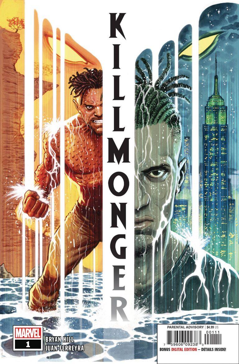 Killmonger #1 (2018)