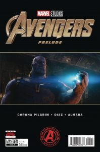 Marvel's Avengers: Untitled Prelude #1 (2018)