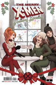 Merry X-Men Holiday Special #1 (2018)