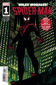 Miles Morales: Spider-Man #1 (2018)