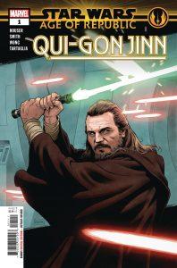 Star Wars: Age of Republic - Qui-Gon Jinn #1 (2018)