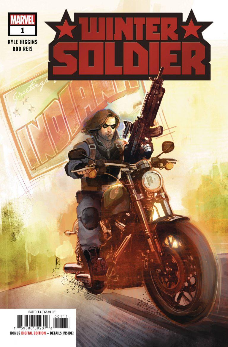 Winter Soldier #1 (2018)