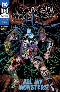 Batman: Kings Of Fear #5 (2018)