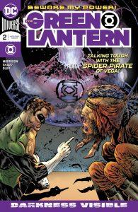 Green Lantern #2 (2018)