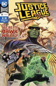 Justice League #14 (2018)