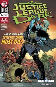 Justice League Dark #6 (2018)
