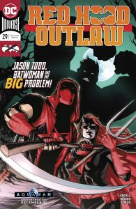 Red Hood and the Outlaws #29 (2018)