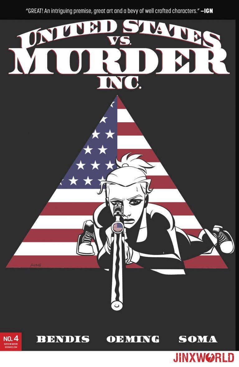 United States vs. Murder Inc #4 (2018)