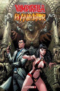 Vampirella vs Reanimator #1 (2018)