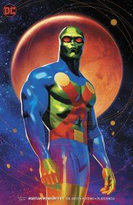 Martian Manhunter #1 (2018)
