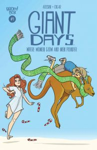 Giant Days: Where Women Glow and Men Plunder #1 (2018)