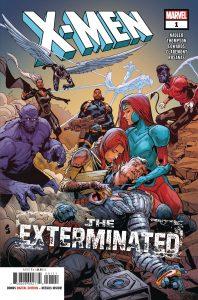 X-Men: The Exterminated #1 (2018)