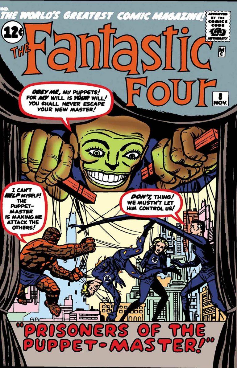 True Believers: Fantastic Four - Puppet Master #1 (2018)