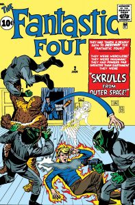 True Believers: Fantastic Four - Skrulls #1 (2018)