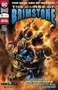 Curse Of The Brimstone #9 (2018)