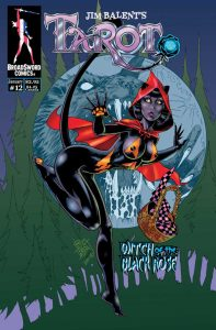 Tarot: Witch of the Black Rose #12 (2000)