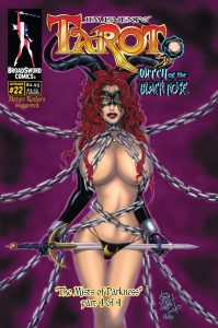 Tarot: Witch of the Black Rose #22 (2000)