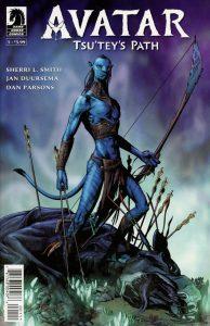 Avatar: Tsu'tey's Path #1 (2019)