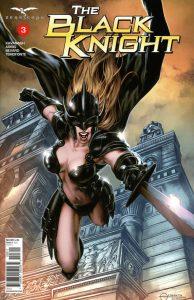 Black Knight #3 (2019)