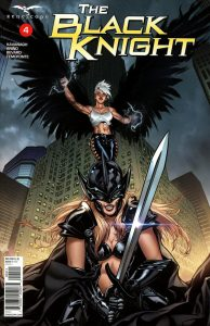 Black Knight #4 (2019)