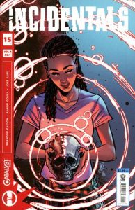 Catalyst Prime: Incidentals #15 (2019)