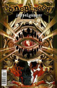 Conspiracy: The Illuminati #2 (2019)